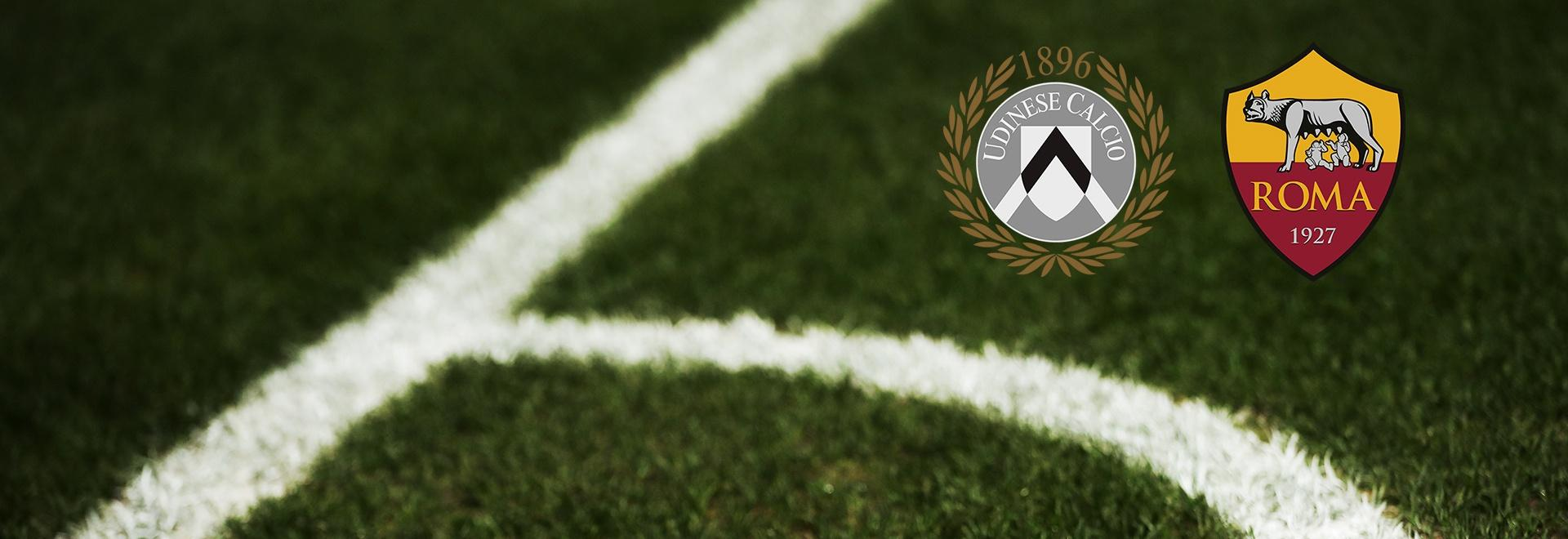 Udinese - Roma. 10a g.