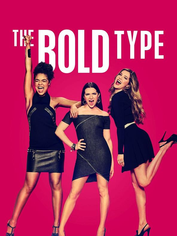 S1 Ep8 - The Bold Type
