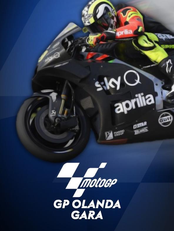 MotoGP Gara: GP Olanda
