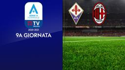 Fiorentina - Milan. 9a g.
