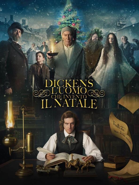 Dickens - L''uomo che invento'' il Natale
