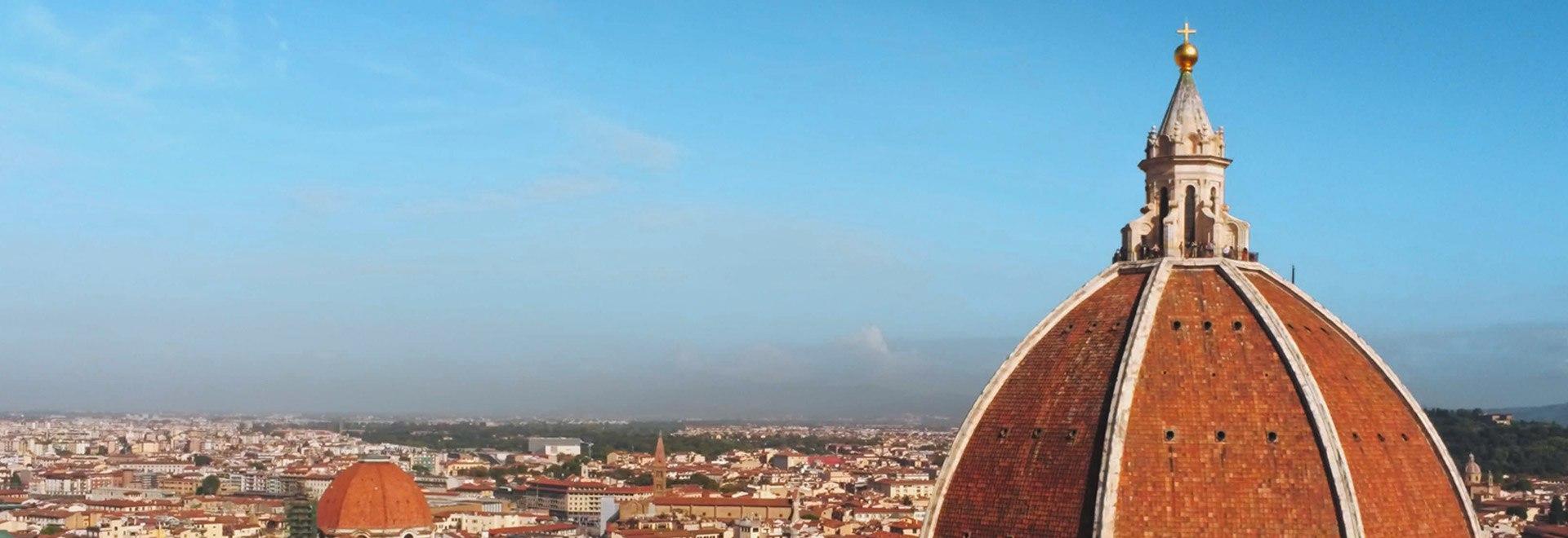 Brunelleschi e le grandi cupole del mondo