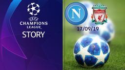 Napoli - Liverpool 17/09/19