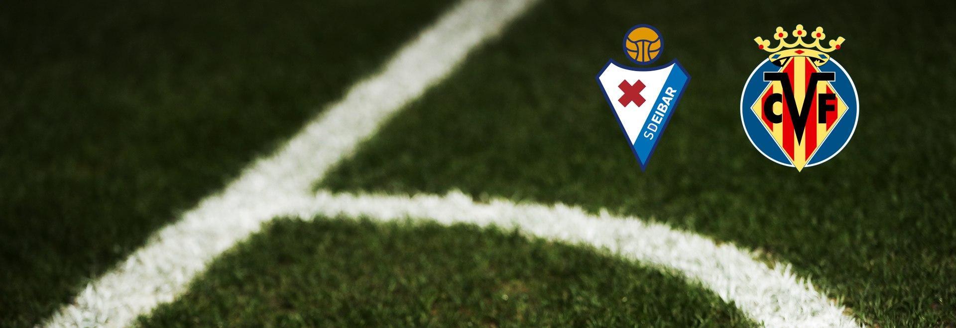 Eibar - Villarreal. 27a g.