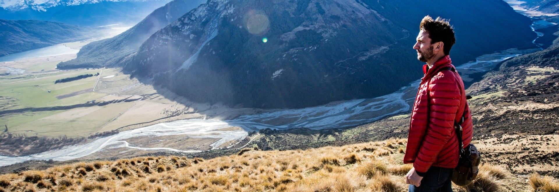 Patagonia: una storia d'amore