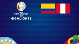 Colombia - Perù