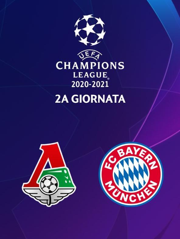 Lokomotiv - Bayern   (diretta)