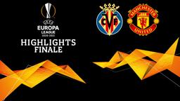 Villarreal - Manchester United. Finale