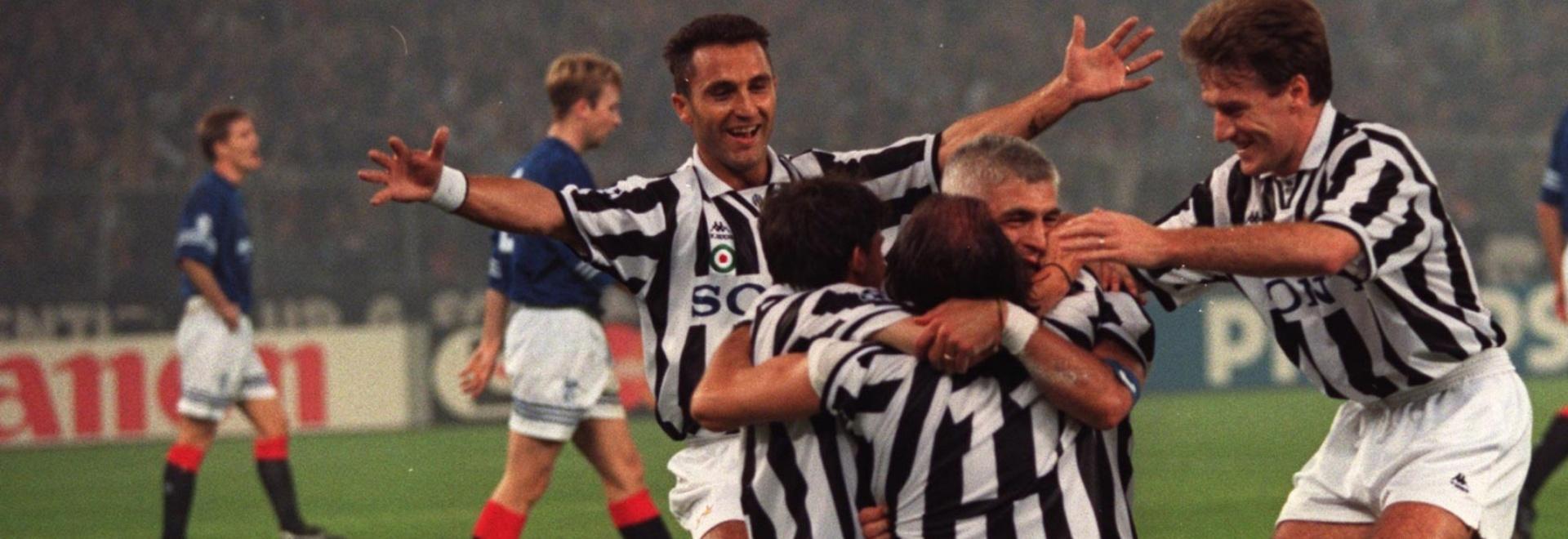 Road to Rome Juventus sul tetto d'Europa