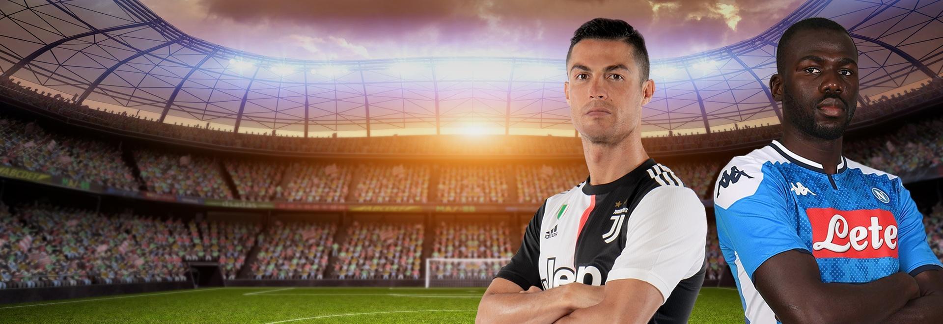 Juventus - Napoli. 2a g.
