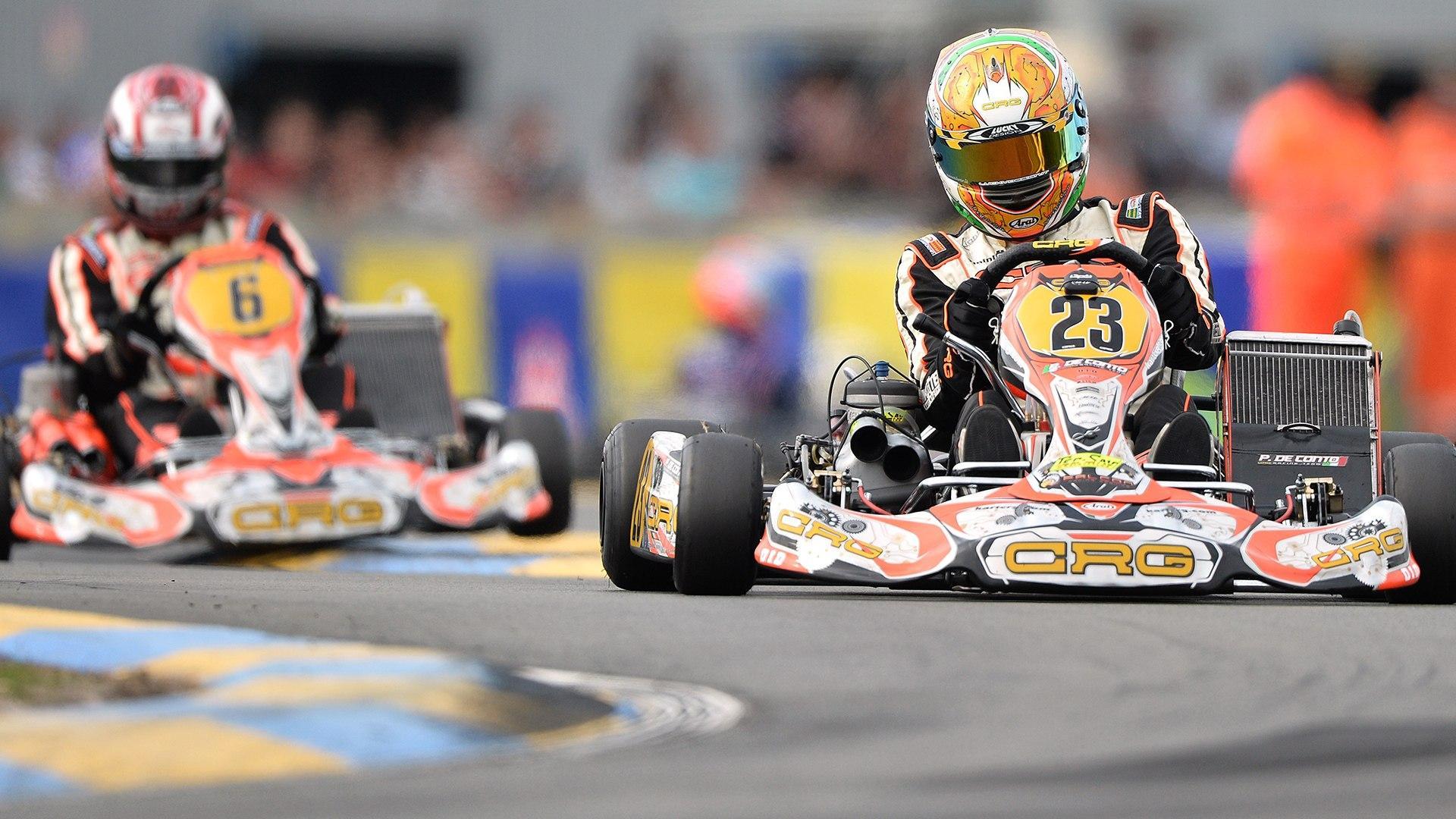 Sky Sport Arena Highlights Fia Karting World...