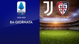 Juventus - Cagliari. 8a g.