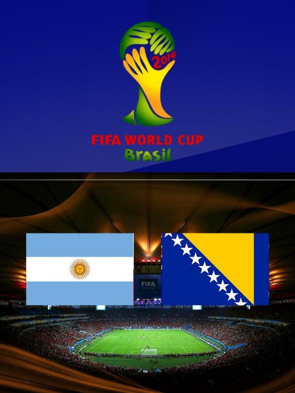 Argentina - Bosnia Herz.