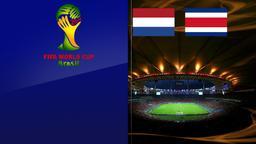 Olanda - Costa Rica. Quarti di finale