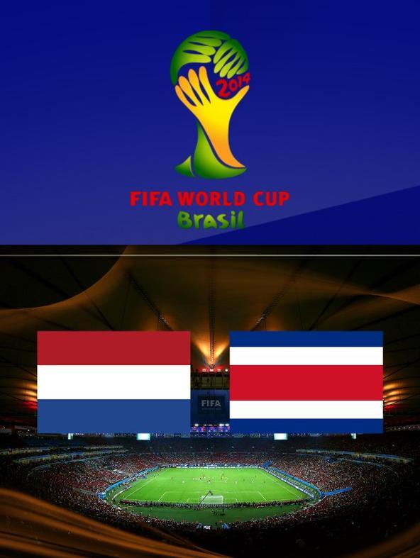 Olanda - Costa Rica