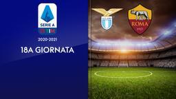 Lazio - Roma. 18a g.