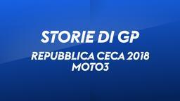 Rep. Ceca, Brno 2018. Moto3