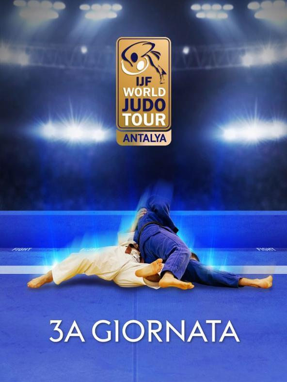 Grand Slam Antalya. 3a g.