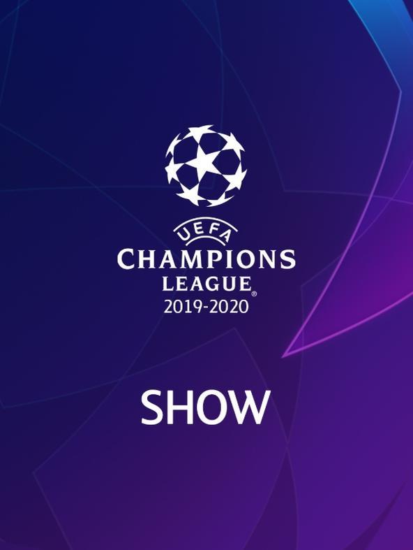 Champions League Show   (diretta)