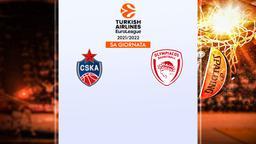 Cska Mosca - Olympiacos
