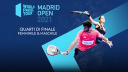 Madrid Open: Quarti F/M