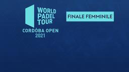Cordòba Open: Finale F