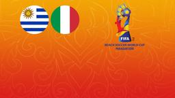 Uruguay - Italia