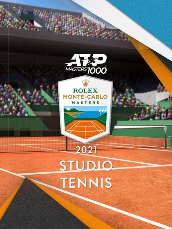 S2021 Ep3 - Studio Tennis Monte-Carlo