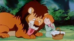 Il ferocissimo leone