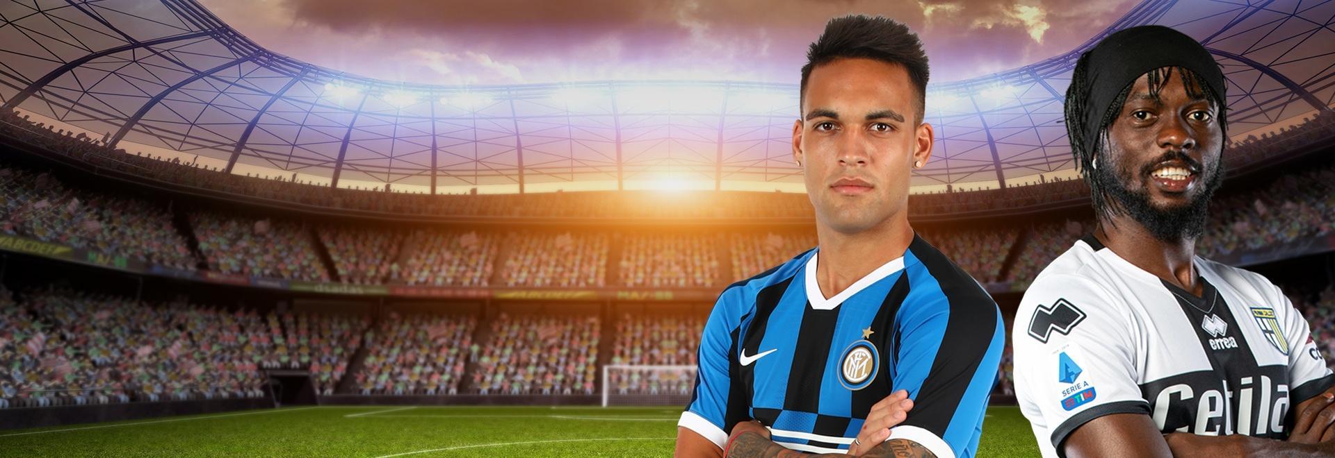 Inter - Parma. 9a g.