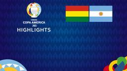 Bolivia - Argentina