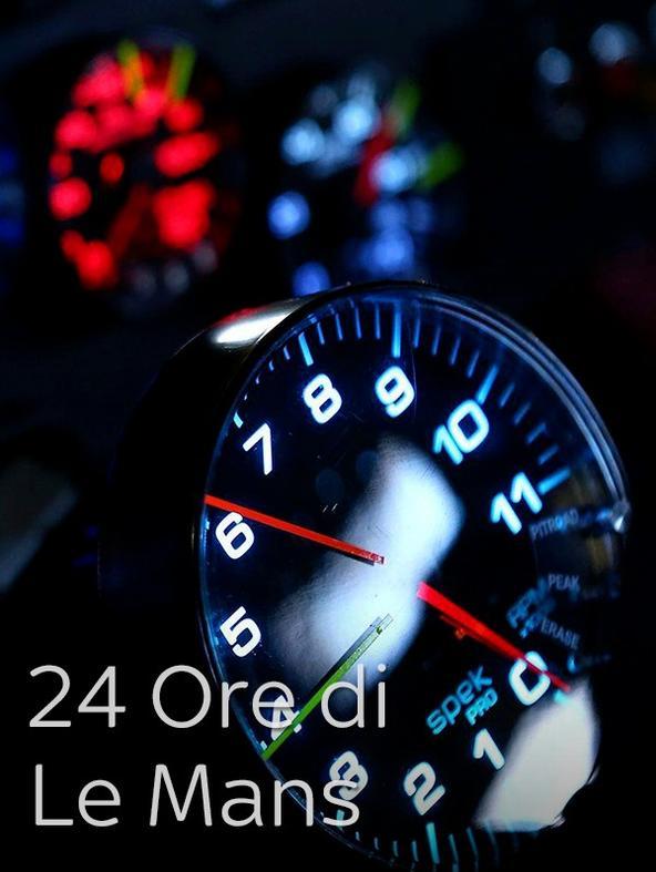 Automobilismo: 24 Ore di Le Mans  (live)