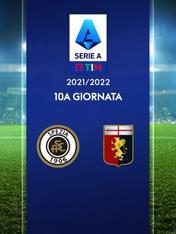 Spezia - Genoa