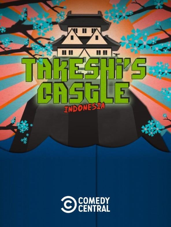 Takeshi's Castle Indonesia