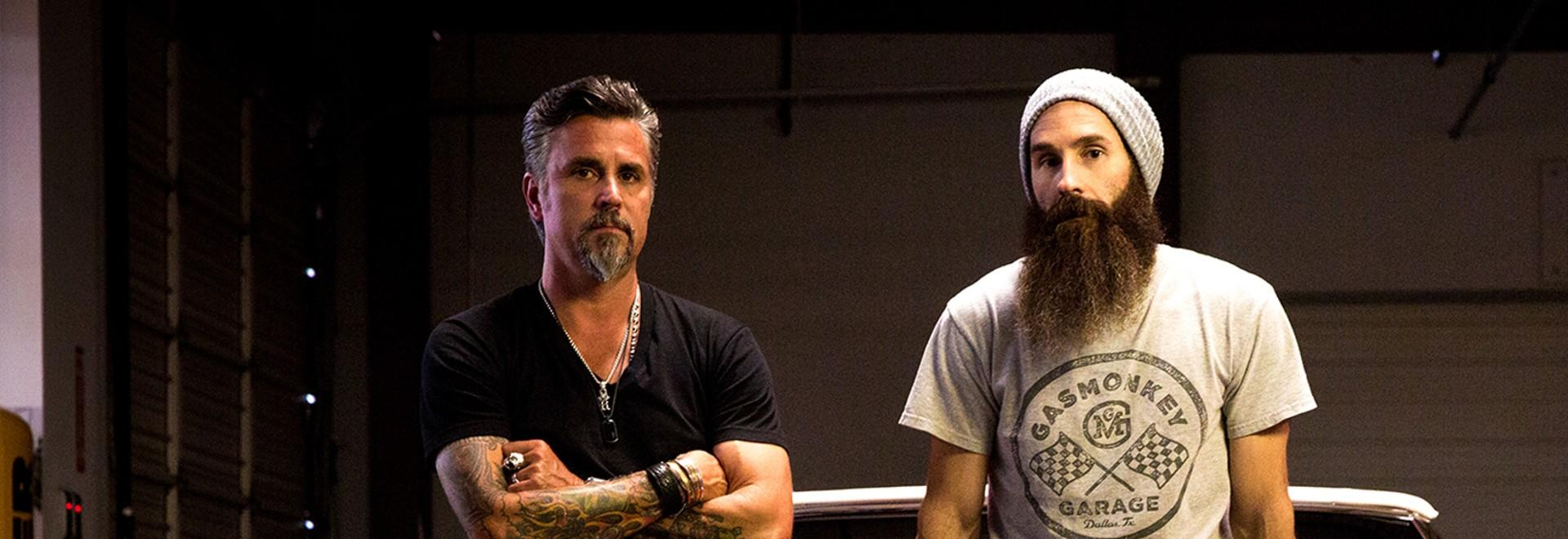 Fast N' Loud - Stag. 1 Ep. 13 - L'Apache del '59