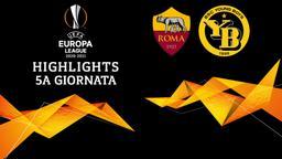 Roma - Young Boys