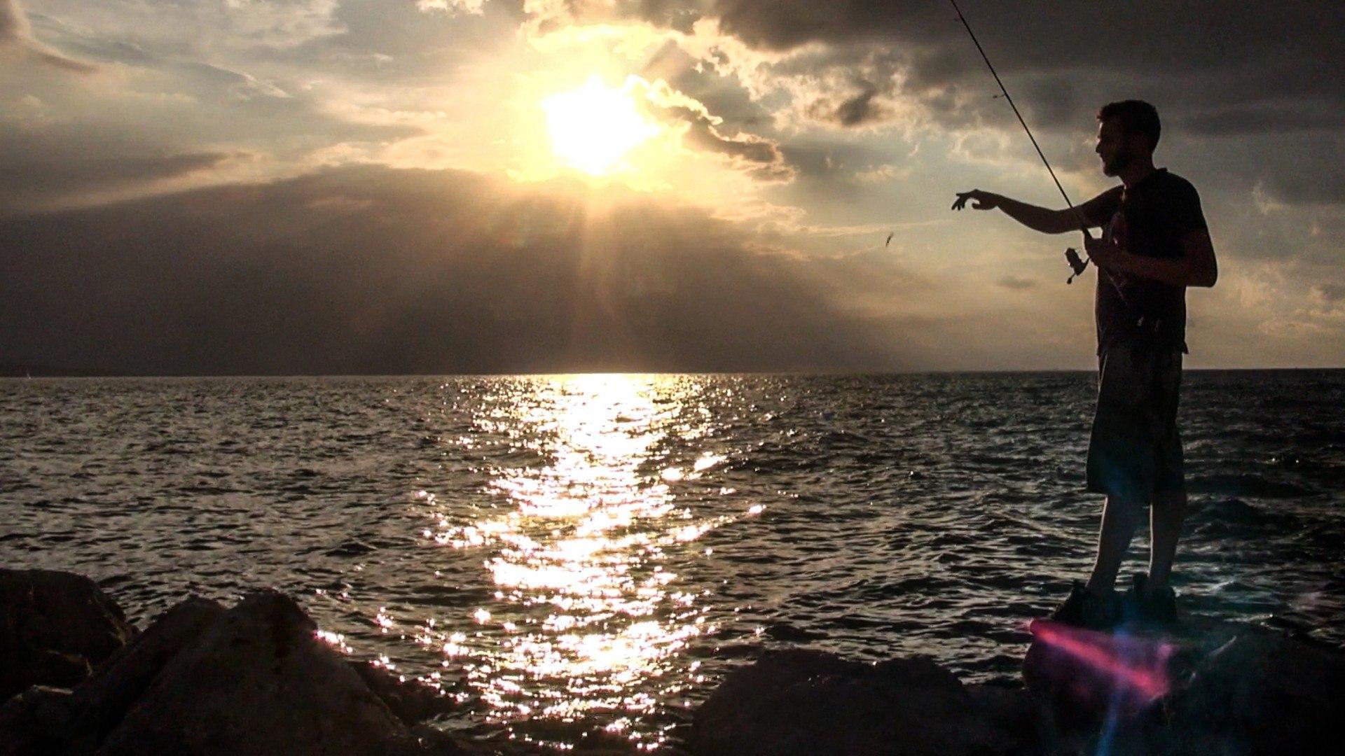 Caccia e PESCA Storie di pescatori 2