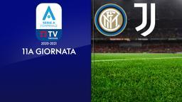 Inter - Juventus. 11a g. 11a g.