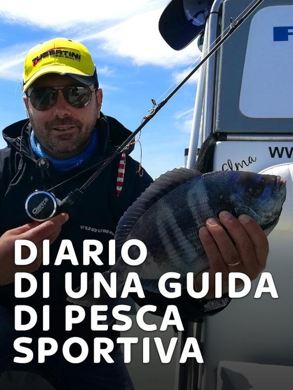 Diario di una guida di pesca sportiva 2