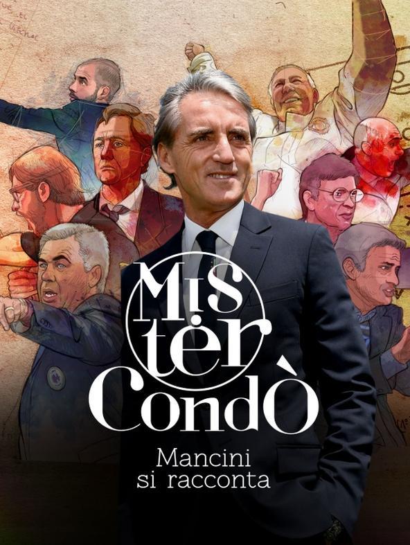 Mancini si racconta