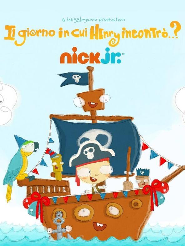 Il giorno in cui Henry incontrò... una nave da crociera!