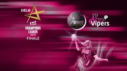 Brest Bretagne - Vipers Kristiansand. Finale