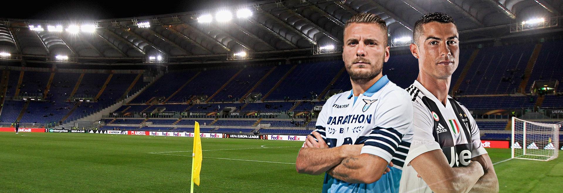 Lazio - Juventus. 21a g.