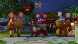 Il topolino Perez