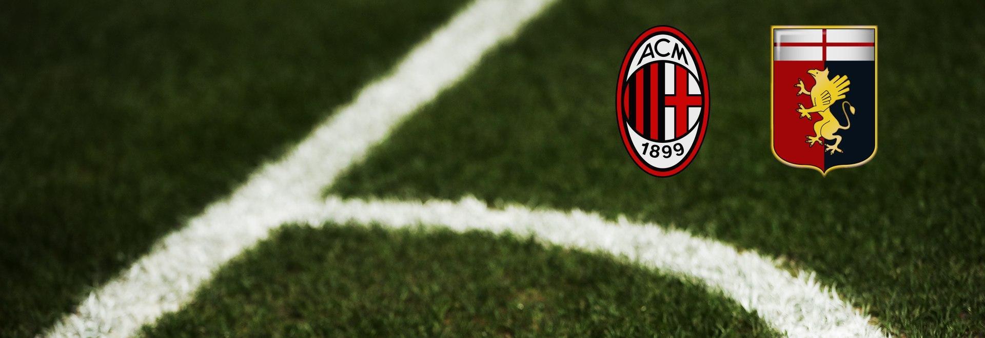 Milan - Genoa. 26a g.