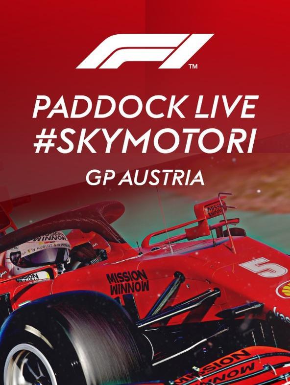 Paddock Live #SkyMotori