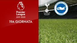 Tottenham - Brighton & Hove Albion. 19a g.
