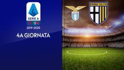 Lazio - Parma. 4a g.