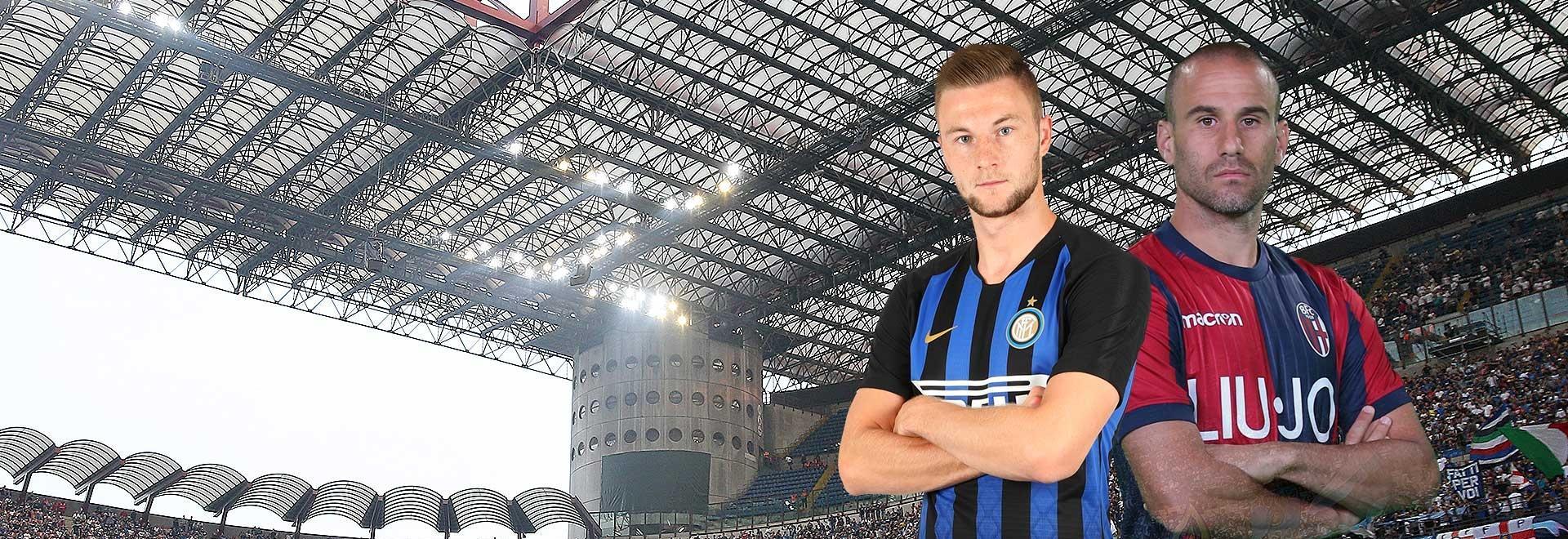 Inter - Bologna. 22a g.