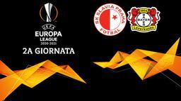 Slavia Praga - Bayer Leverkusen. 2a g.